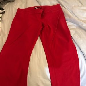 The limited exact stretch work pants